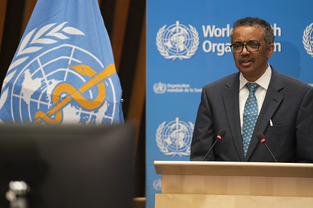 Seventy-third World Health Assembly, Geneva, Switzerland, 18-19 May 2020  The World Health Assembly will reconvene later in the year.  WHO Director-General, Dr Tedros Adhanom Ghebreyesus makes his opening remarks to the 73 World Health Assembly  Due to the current COVID-19 pandemic, the Seventy-third World Health Assembly will be virtual. The agenda has been reduced to fit into two days.