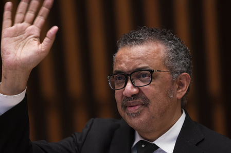 WHO Director-General, Dr Tedros Adhanom Ghebreyesus thanks secretariat staff and interpreters at the end of the 74th World Health Assembly.  During the Seventy-fourth World Health Assembly (WHA), a series of Strategic Briefings were held virtually. During these sessions, WHA delegates, experts from WHO, partner agencies, and civil society will discuss current priorities and next solutions on these vital issues for global public health.